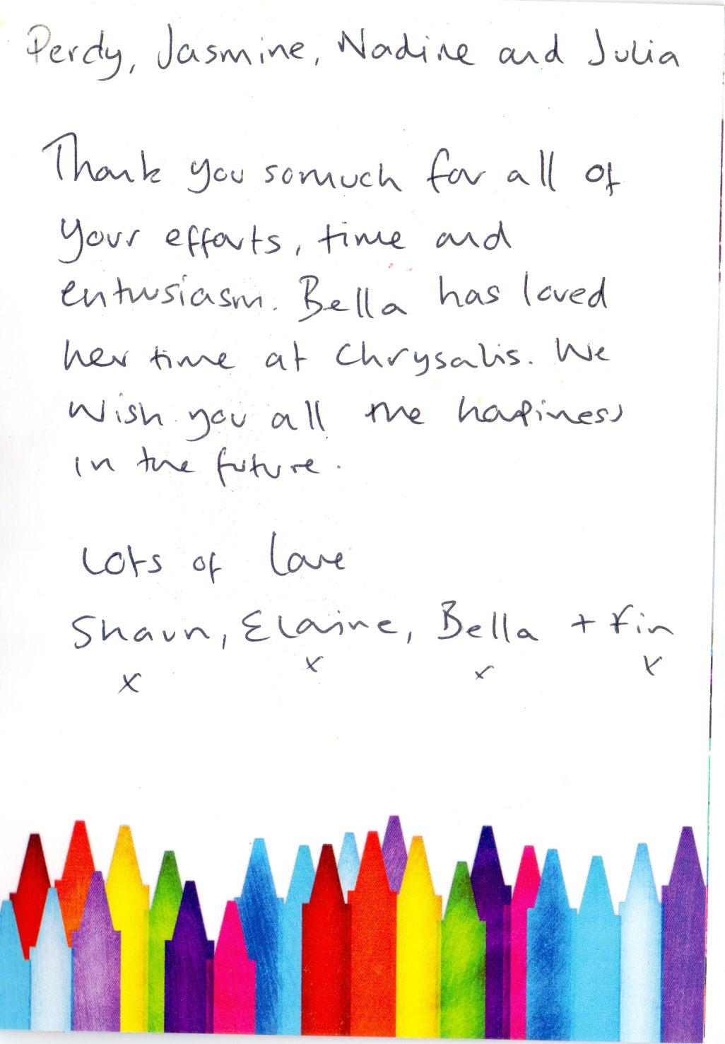 Shaun, Elaine, Bella + Fin