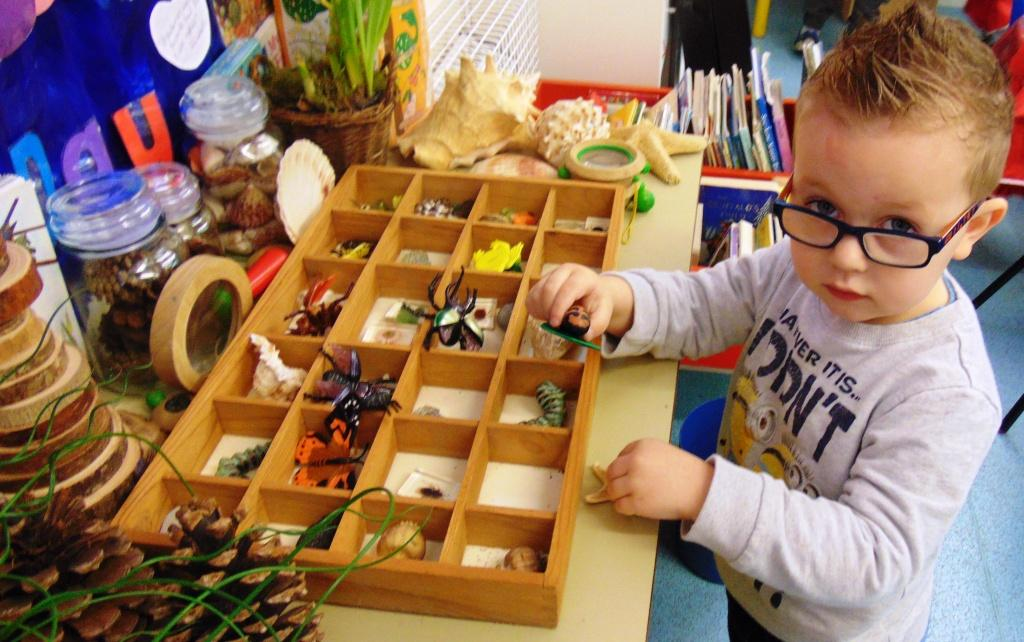 Our Montessori Nursery Schools