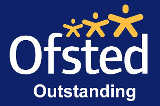 Ofsted outstanding Footer
