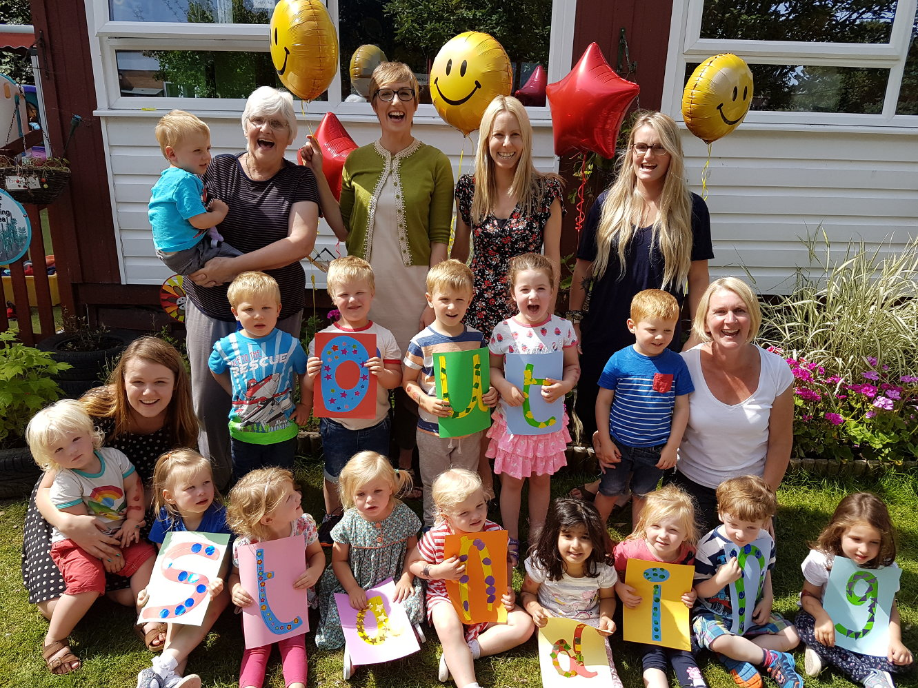 The Children's House Ofsted Report 2016